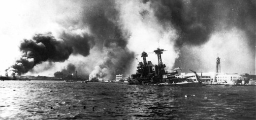 Pearl Harbor: affondamento della Uss California