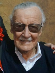 Stan Lee in una foto recente