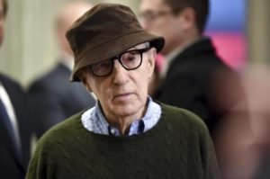 "Director Woody Allen attends a special screening of ""Wonder Wheel"", hosted by Amazon Studios, at the Museum of Modern Art on Tuesday, Nov. 14, 2017, in New York. (Photo by Evan Agostini/Invision/ANSA/AP) [CopyrightNotice: 2017 Invision]"