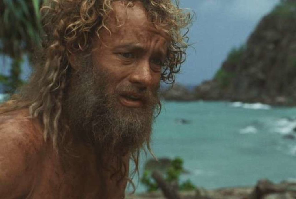 Tom Hanks in Cast Away (2001)