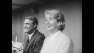 Doris Day con Cary Grant
