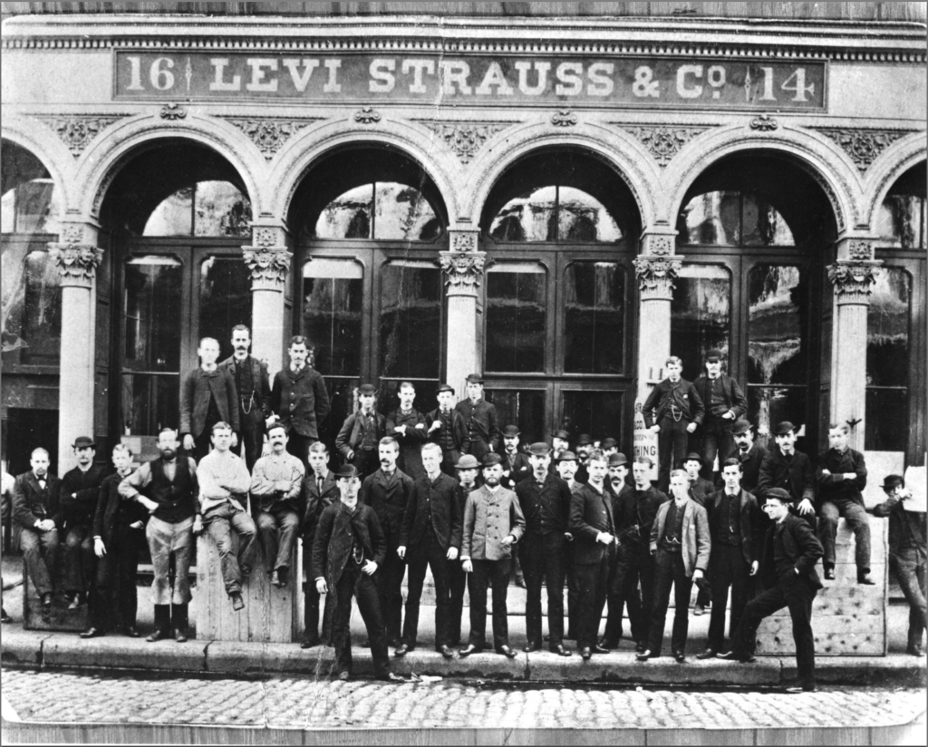Levi Strauss &Co, Battery Street
