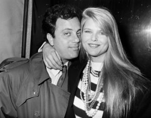 UNITED STATES - MARCH 01: Christie Brinkley and Billy Joel (Photo by The LIFE Picture Collection/Getty Images)