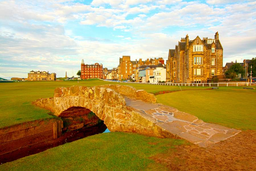 The Royal and Ancient golf Court, St. Andrews