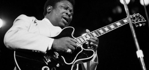 Riley B. King, musicista e chitarrista blues