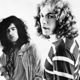 Il gruppo musicale Led Zeppelin