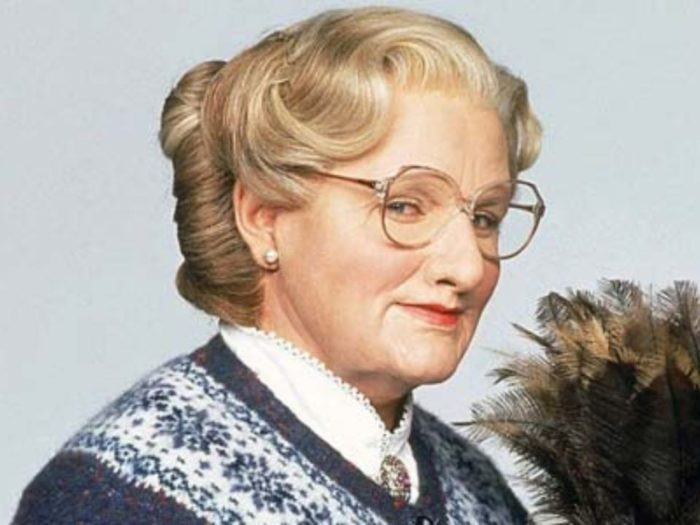 Mrs. Doubtfire - Mammo per sempre (Mrs. Doubtfire), film del 1993 diretto da Chris Columbus con Robin Williams, Sally Field e Pierce Brosnan.