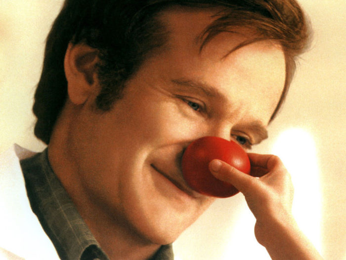 Patch Adams, film tragicomico semi-biografico del 1998