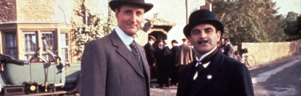 The Mysterious Affair at Styles, 1990 con David Suchet